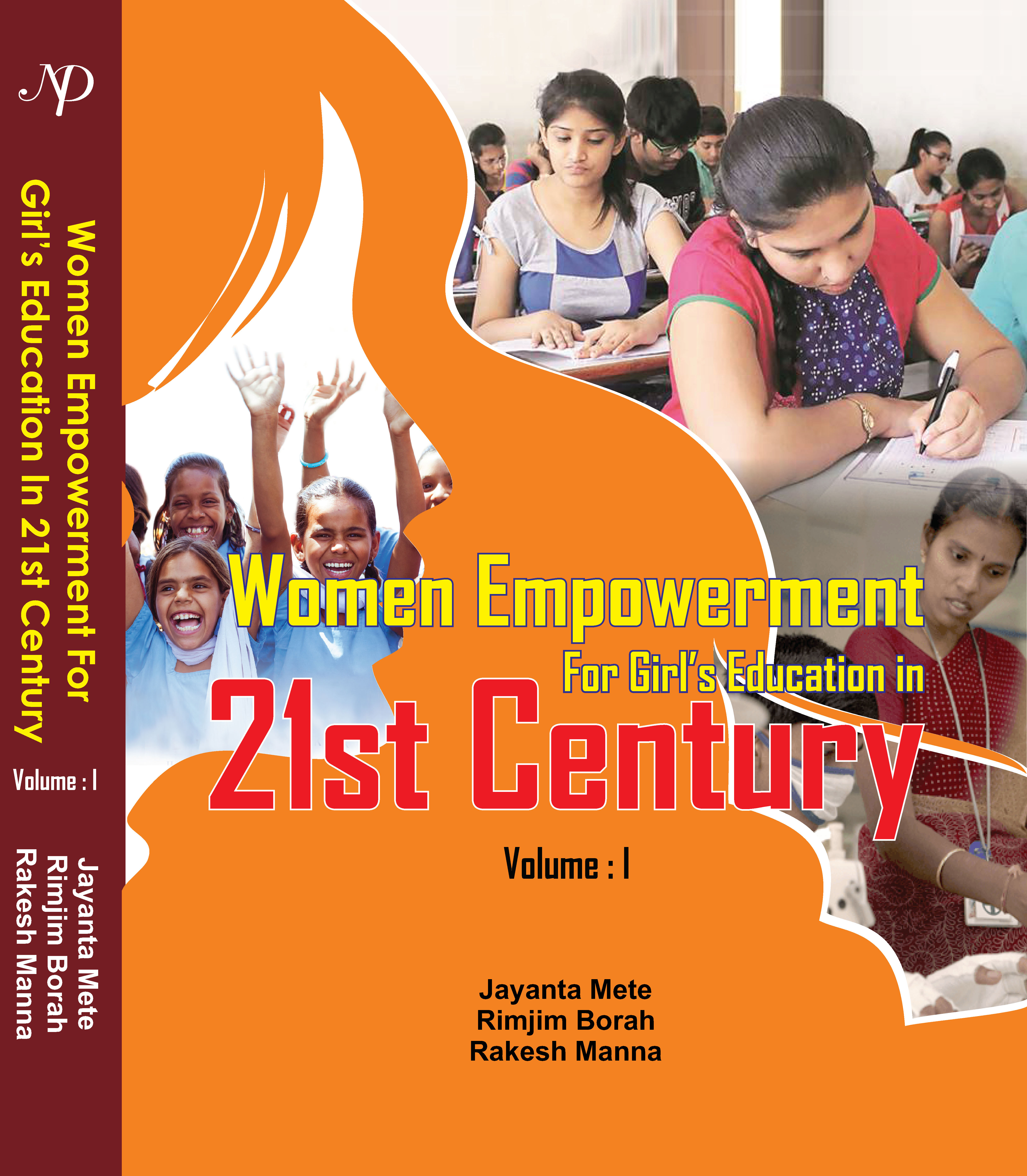 Women Empowerment For Girl's Education in 21st Century Set. 2 vol.