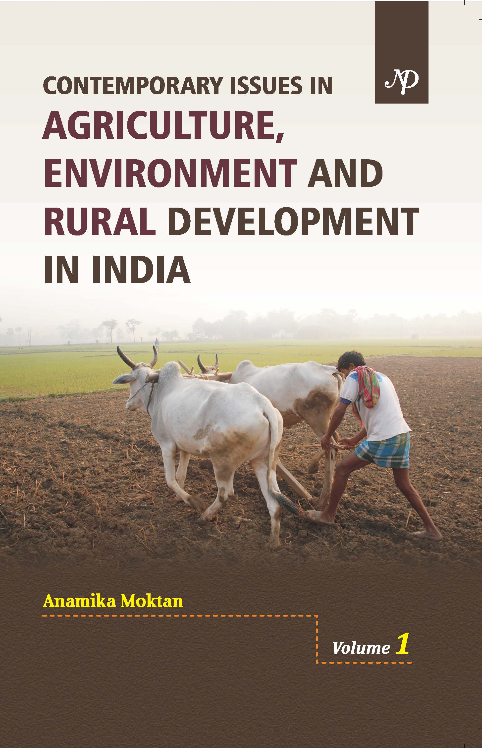 Contemporary Issues In Agriculture, Environment and Rural Development In india.jpg