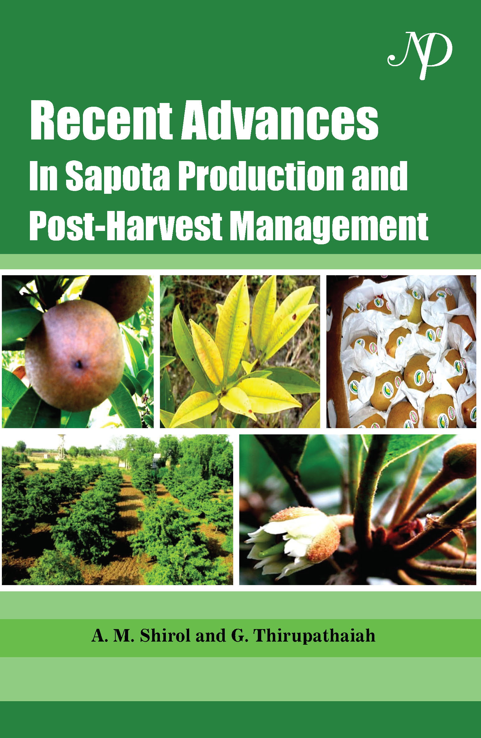 Cover Sapota- Improvement, Production and Post - Harvest Management final.jpg
