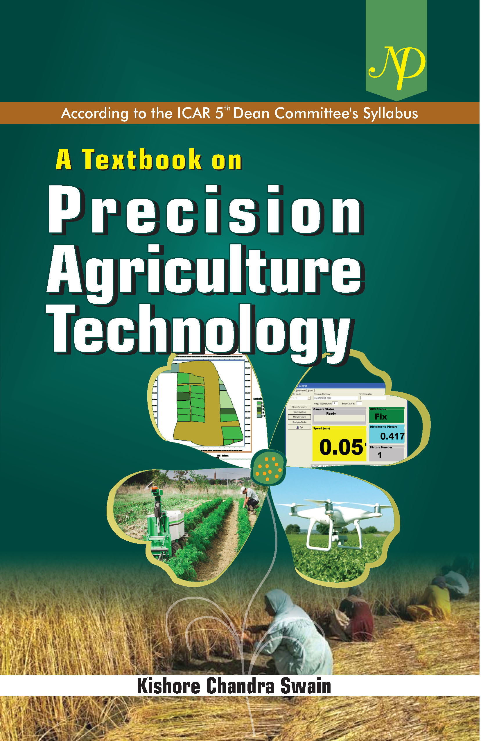 A Text book on Precision Agriculture cover.jpg