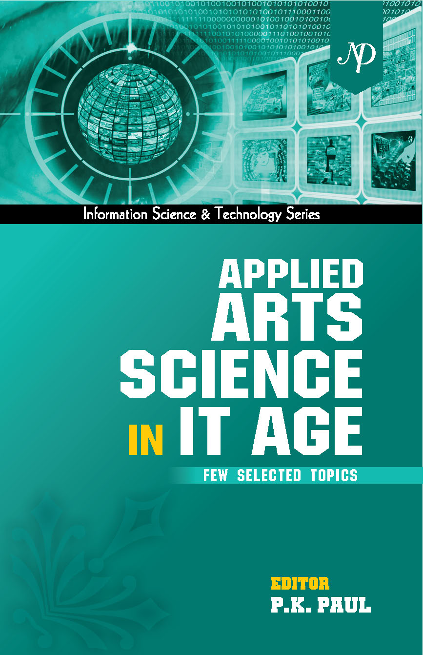 Applied Arts, Science in IT Age by PK Paul.jpg