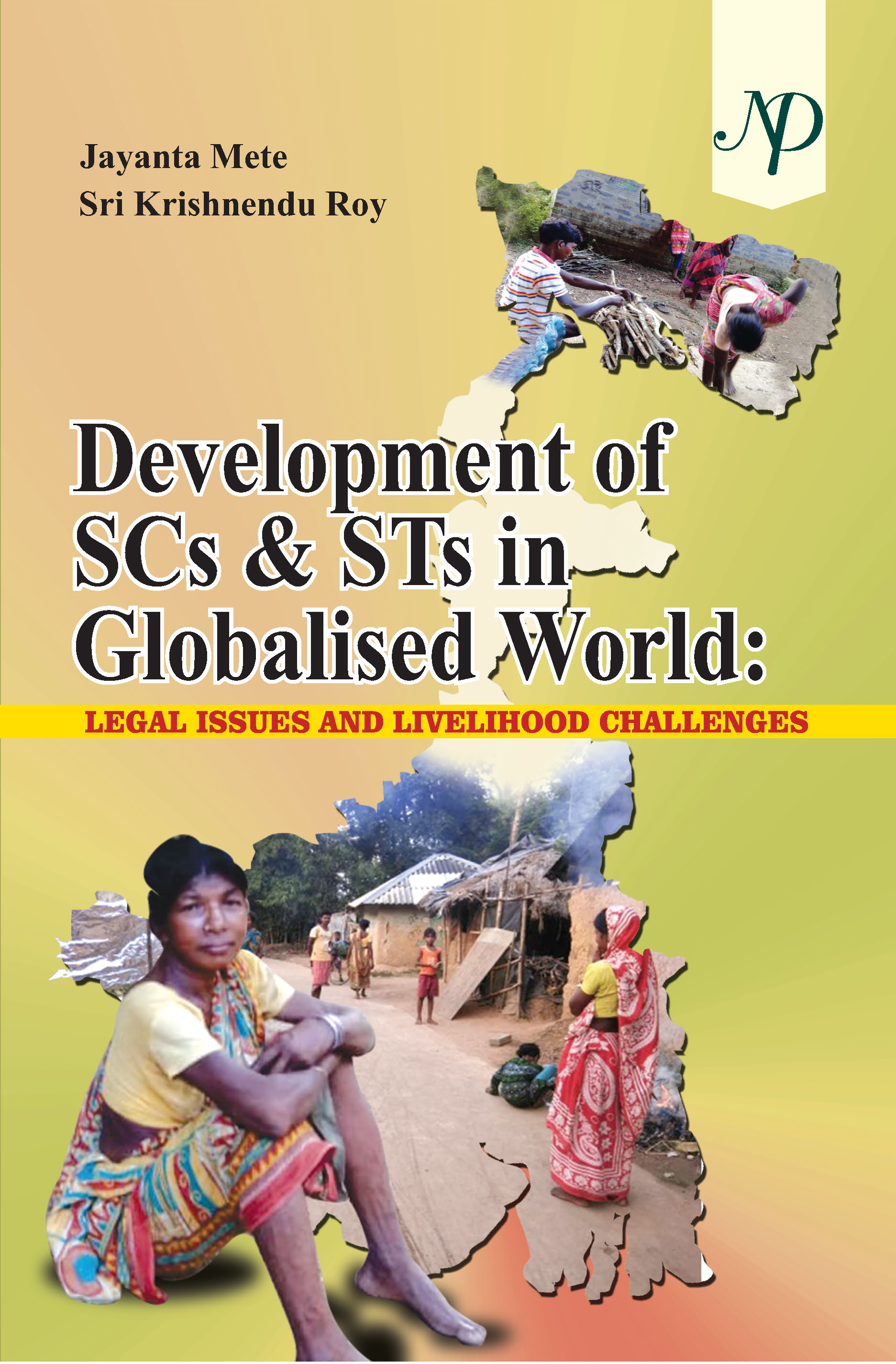 Development of SCs &STs in global  Cover.jpg