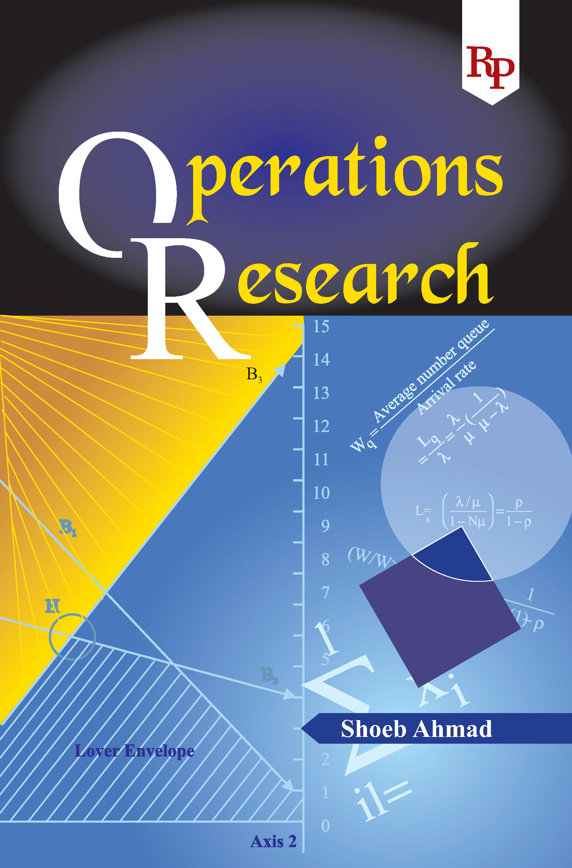 Operations research by  shoeb ahmed Cover.jpg