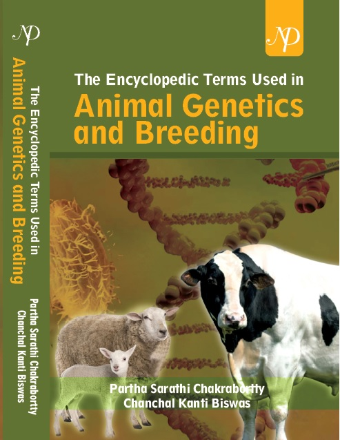 The Encyclopedic Terms Used in Animal Genetics and Breeding. cover.jpg