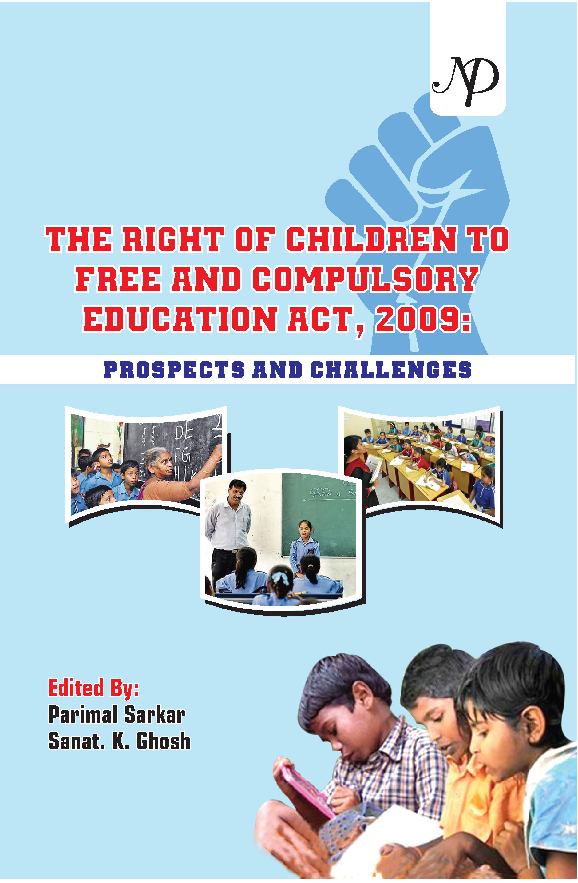The Right of children to free and compulsory education Cover.jpg
